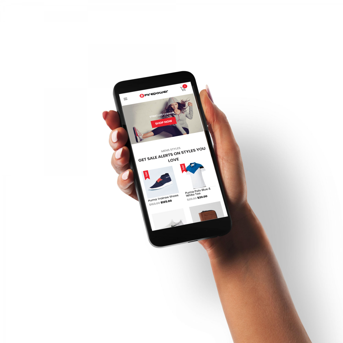 Firepower-Mobile-App